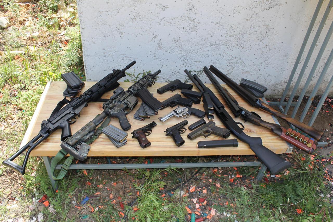 armes Fun shooting