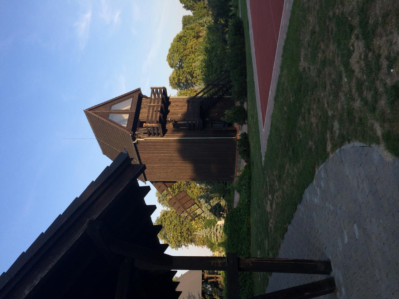 Moulin aménagé en chambres