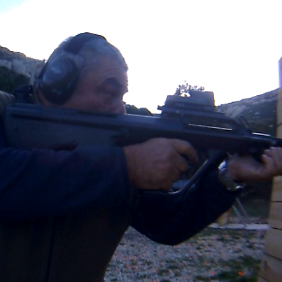 Jacques , Steyr AUG